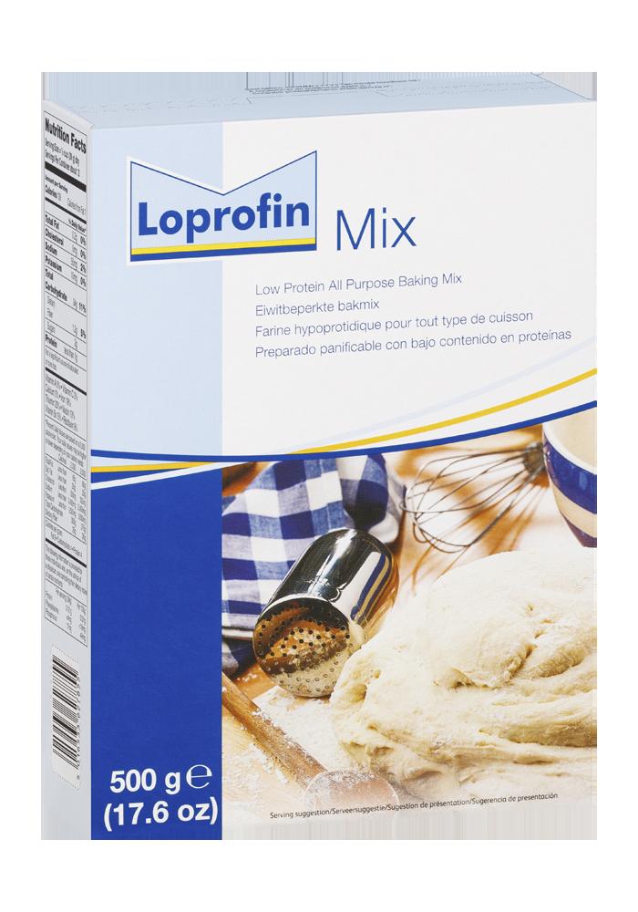 Loprofin Baking Mix   Paediatrics Healthcare   Nutricia