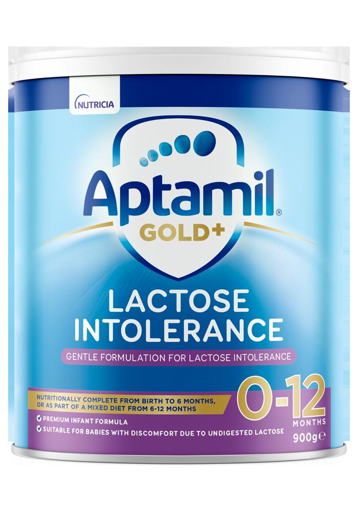 Aptamil Lactose Intolerance | Paediatrics Healthcare | Nutricia