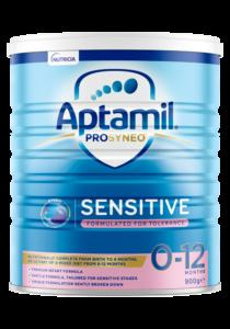 Aptamil Sensitive Prosyneo | Paediatrics Healthcare | Nutricia