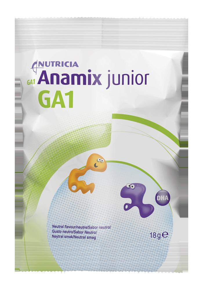 GA1 Anamix Junior Sachet   Paediatrics Healthcare   Nutricia
