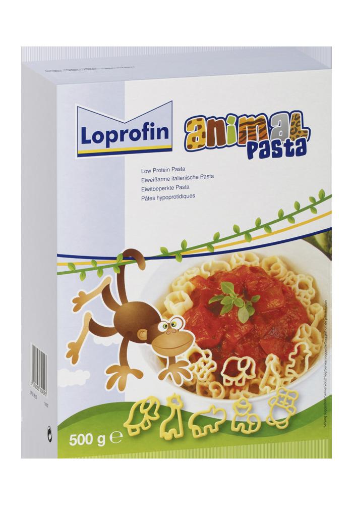 Loprofin Animal Pasta   Paediatrics Healthcare   Nutricia