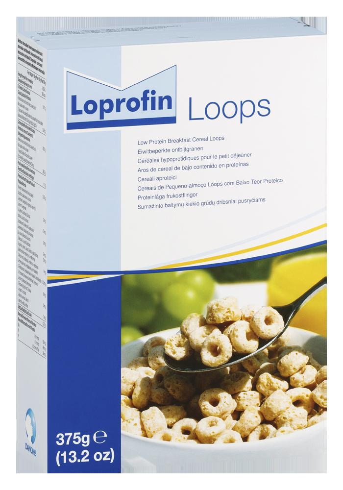 Loprofin Cereal Loops | Paediatrics Healthcare | Nutricia