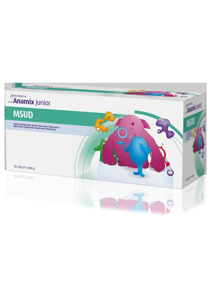 MSUD Anamix Junior Box   Paediatrics Healthcare   Nutricia