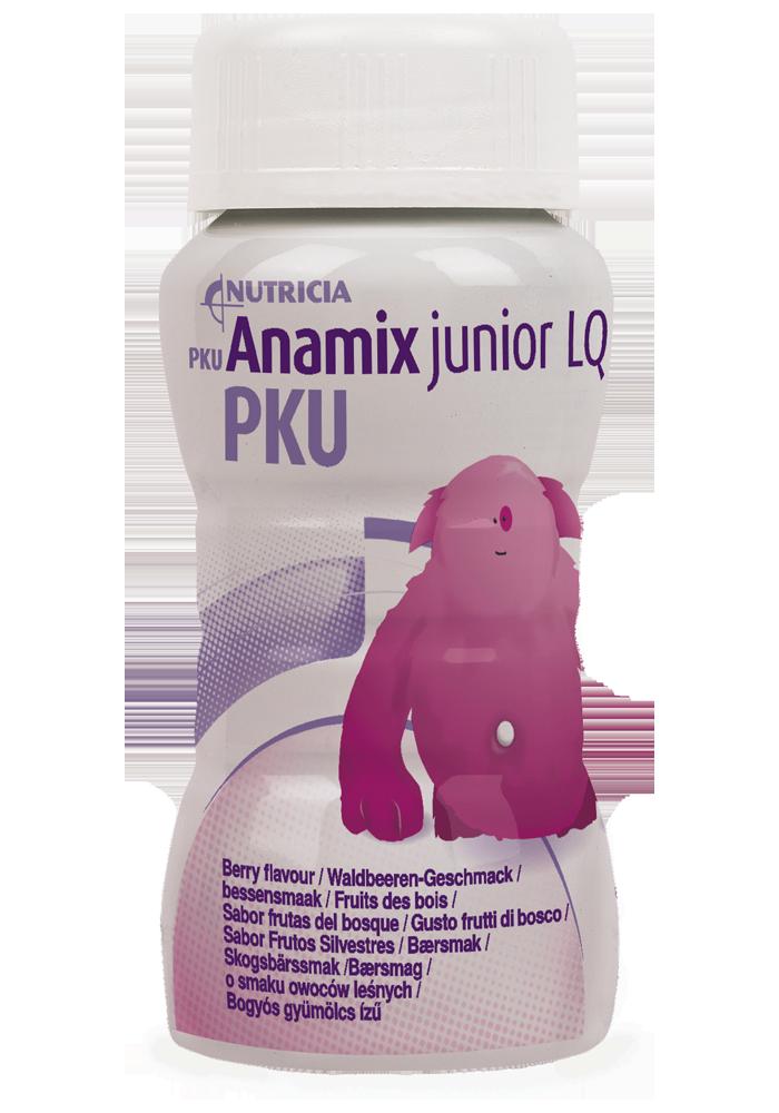 PKU Anamix Junior LQ Berry   Paediatrics Healthcare   Nutricia