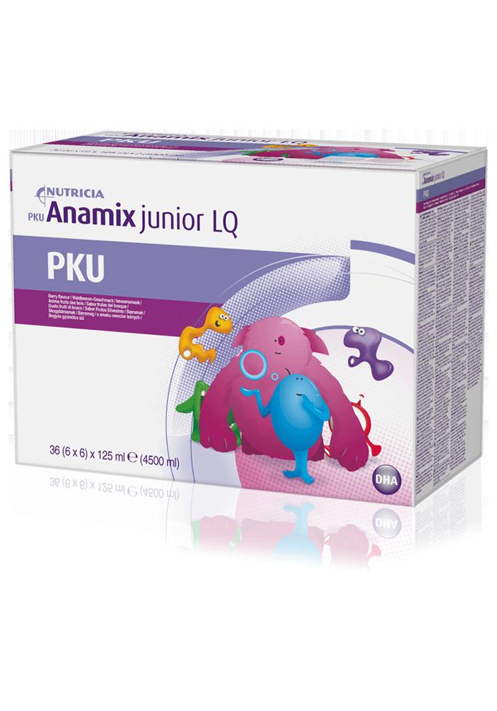 PKU Anamix Junior LQ Berry Box   Paediatrics Healthcare   Nutricia