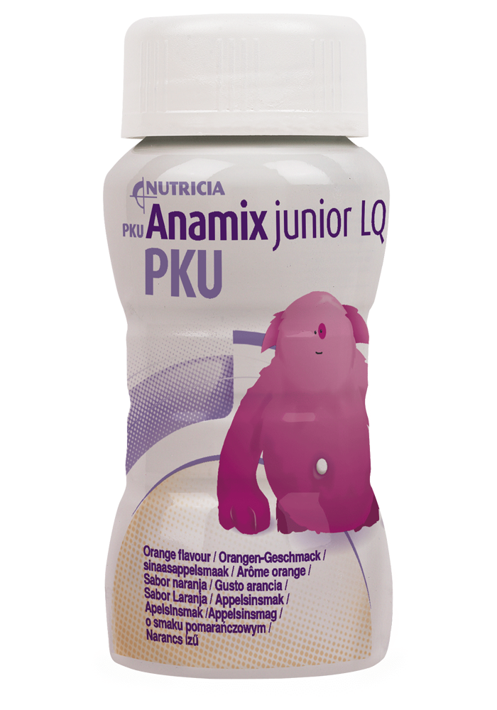 PKU Anamix Junior LQ Orange   Paediatrics Healthcare   Nutricia