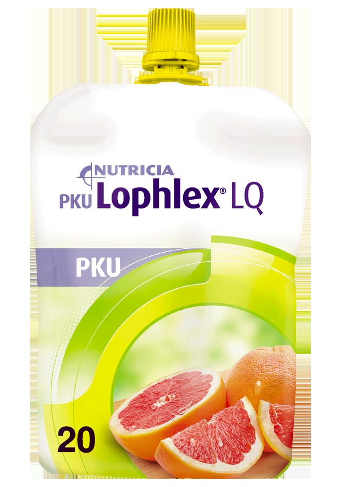 PKU Lophlex LQ 20 Juicy Citrus | Paediatrics Healthcare | Nutricia