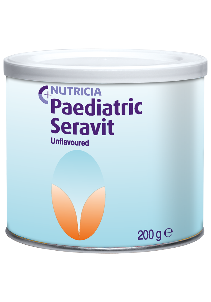 Paediatric Seravit   Paediatrics Healthcare   Nutricia