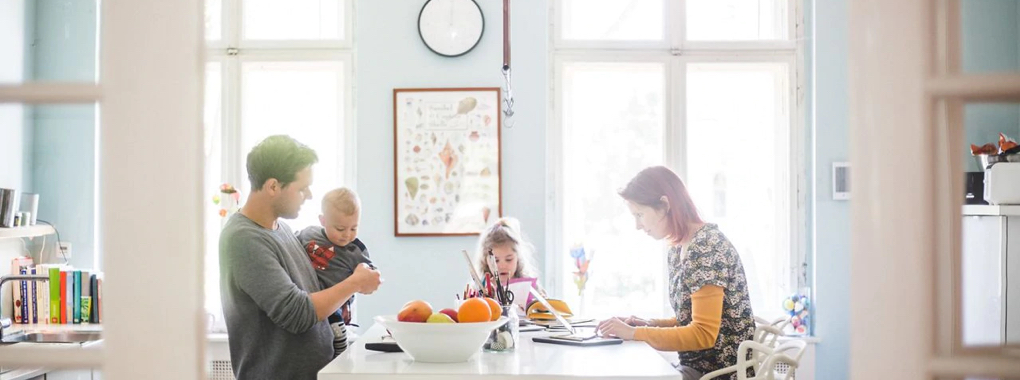 10 tips for organising your stay-at-home life | Nutricia