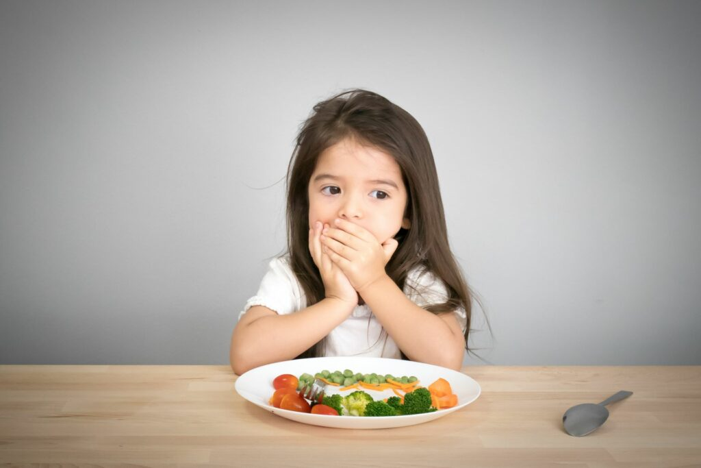 Why are kids so picky about their food? | Nutricia